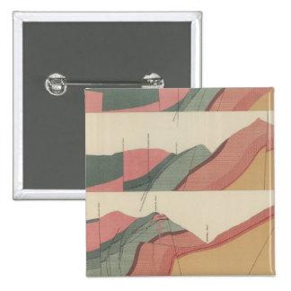 Aspen Mountain Sheet 2 Pinback Button