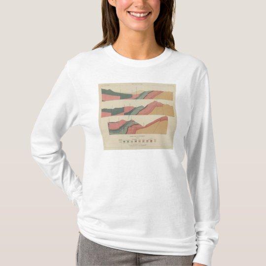 Aspen Mountain Sheet 2 T-Shirt