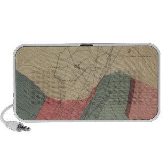 Aspen Mountain Sheet iPhone Speaker
