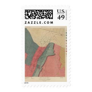 Aspen Mountain Sheet Stamps