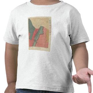 Aspen Mountain Sheet T-shirts