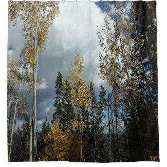 Aspen Shower Curtain