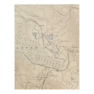 Aspen Special Postcard