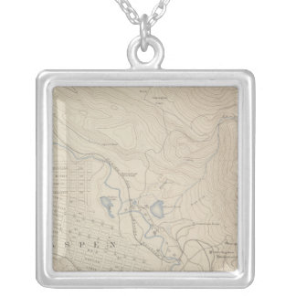 Aspen Special Silver Plated Necklace