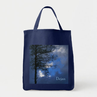 Aspen Spring Evening Tote Bag