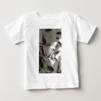 aspen tree bark baby T-Shirt