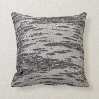 Aspen Tree Bark Nature #Gift Pillow