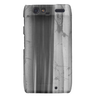 Aspen Tree Colonies Dreaming BW Droid RAZR Cover