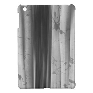 Aspen Tree Colonies Dreaming BW Cover For The iPad Mini