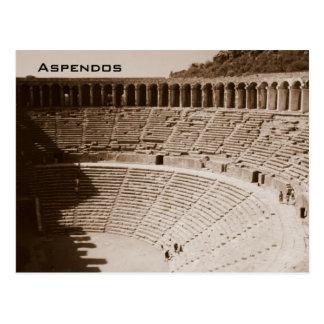 Aspendos Postcard