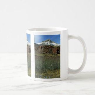 Aspens and Mount Galwey, Waterton Lakes National P Coffee Mugs