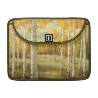 Aspens in Autumn Sleeve For MacBooks