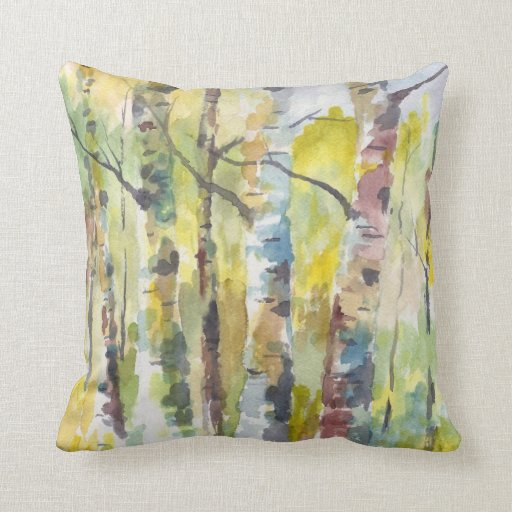 Aspens Pillows
