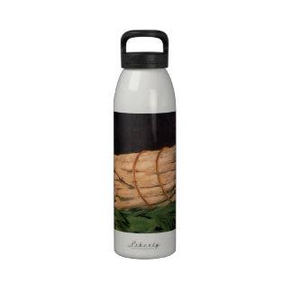 Asperagus by Edouard Manet Drinking Bottle