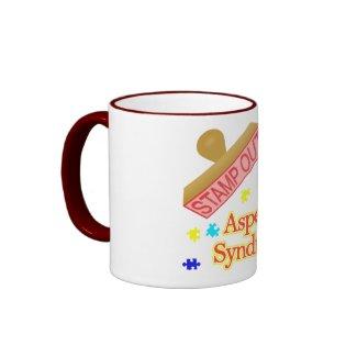 Asperger Syndrome mug