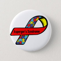 Aspergers Awareness Button
