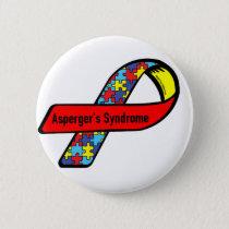 Aspergers Awareness Button