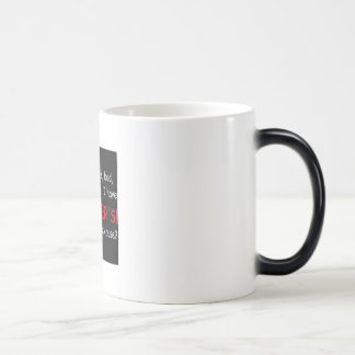 Aspergers Mug.. Magic Mug