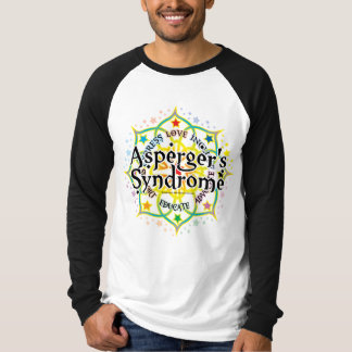 Asperger's Syndrome Lotus T Shirt