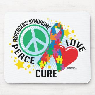 Asperger's Syndrome PLC Mouse Pad