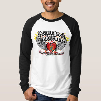 Asperger's Syndrome Wings T Shirt