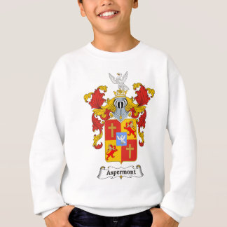 Aspermont Family Hungarian Coat of Arms Sweatshirt
