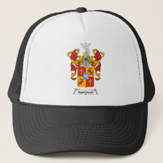 Aspermont Family Hungarian Coat of Arms Trucker Hat
