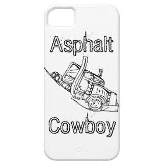 Asphalt Cowboy Truck driver I Phone 5 Case