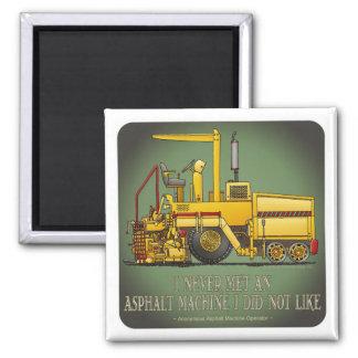Asphalt Paving Machine Operator Quote Magnet