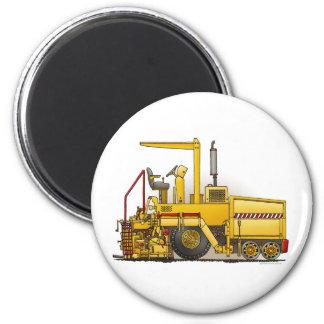 Asphalt Paving Machine Round Magnet