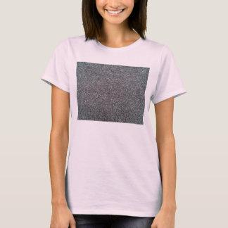Asphalt Road Texture Detail T-Shirt