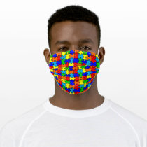 Aspie Face Mask