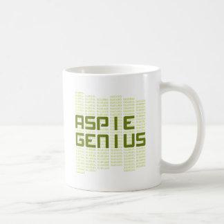 Aspie Genius - Computers Coffee Mug