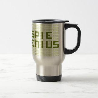 Aspie Genius - Computers 15 Oz Stainless Steel Travel Mug