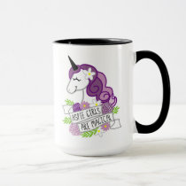 Aspie Girls are Magical Unicorn mug