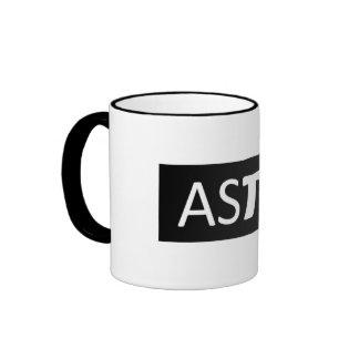 Aspie Ringer Coffee Mug