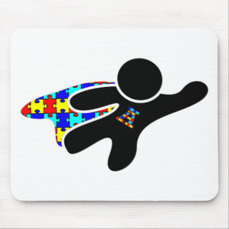 Aspie Superpower Mouse Pad