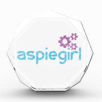 Aspiegirl Woman with Aspergers Award