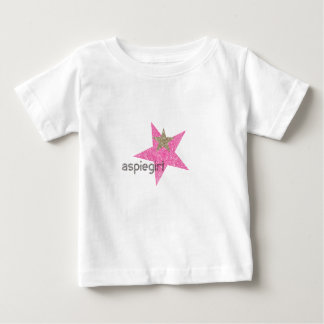 Aspiegirl Woman with Aspergers Baby T-Shirt