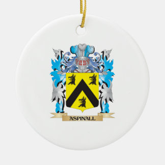Aspinall Coat Of Arms Ornaments