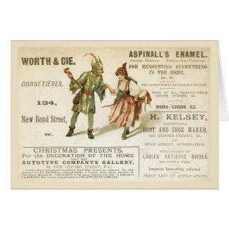 Aspinall's Enamel Card