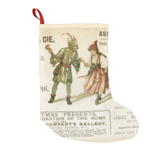 Aspinell's Enamel Small Christmas Stocking