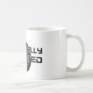 Aspirado artificial taza básica blanca