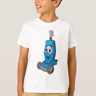 Aspirador azul playera
