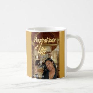 Aspiration of Love Coffee mug