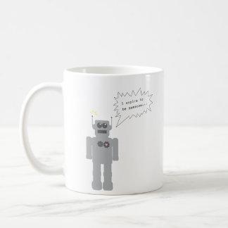 aspirations of a robot.ai coffee mug