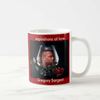 Aspirations of Love - book cup