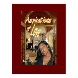 Aspirations of Love - post card