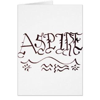 Aspire Card