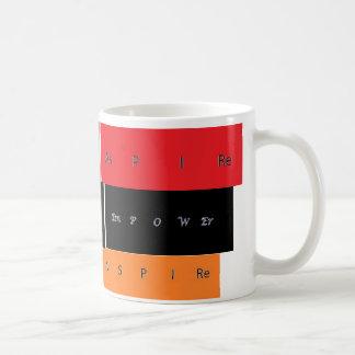 Aspire Empower Inspire Mug